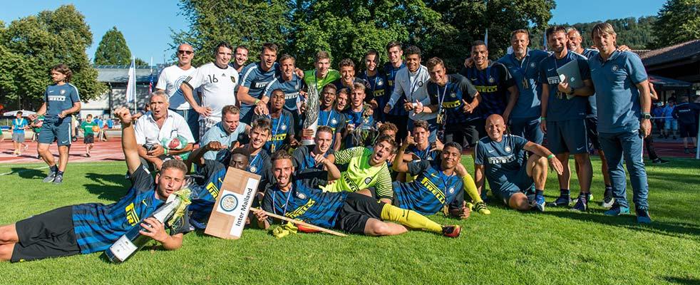 Inter Mailand gewinnt auch 2016 das Turnier