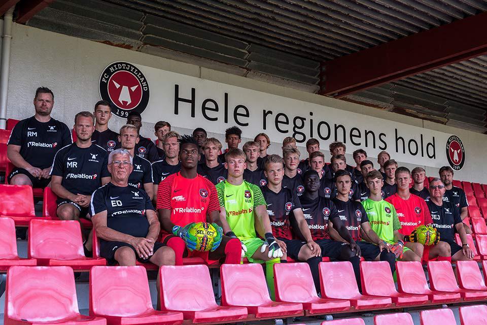 FC Midtjylland – der Dänische Meister