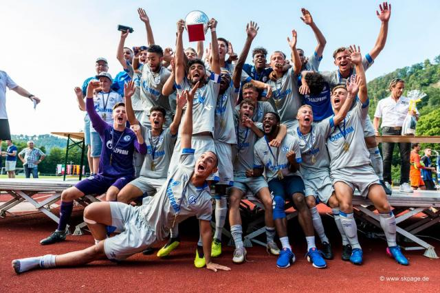 Turniersieger 2018 FC Schalke